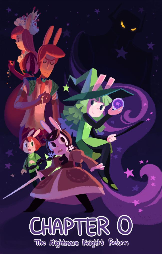 cucumber-quest