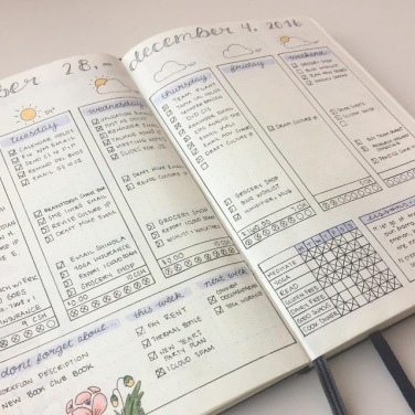 Bullet Journal by blank_space_bujo